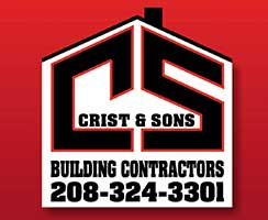Crist and sons home builders Twin Falls