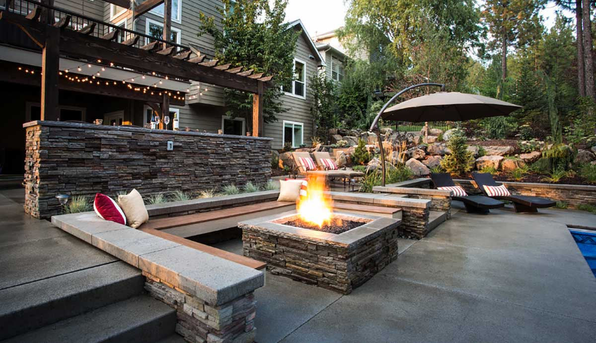 Cement Patio Twin Falls Idaho